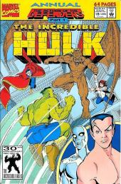 Incredible Hulk (The) (1968) -AN18- Annual 18 : The return of the defenders part 1