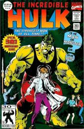 Incredible Hulk (The) (1968) -393- Special 30th anniversary issue !