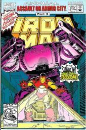 Iron Man Vol.1 (Marvel comics - 1968) -AN 13- Assault on armor city part 3