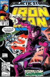 Iron Man Vol.1 (Marvel comics - 1968) -278- Operation Galactic storm part 6
