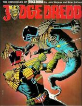 Judge Dredd (The Chronicles of) -1- Judge dredd 1