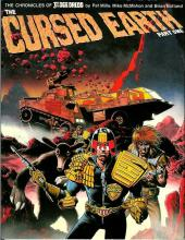 Judge Dredd (The Chronicles of) -2- The cursed earth book one