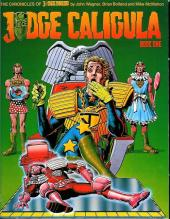 Judge Dredd (The Chronicles of) -4- Judge caligula book one