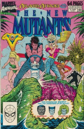 New Mutants (The) (1983) -AN05- Atlantis attacks part 9