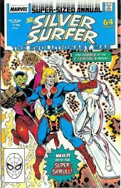 Silver Surfer Vol.3 (Marvel comics - 1987) -AN01- The evolutionary war