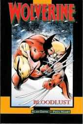 Wolverine: Bloodlust (1990) - Bloodlust