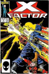 X-Factor (Marvel comics - 1986) -16- Playing With Fire!