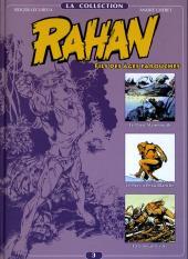 Rahan - La Collection (Altaya) -3- Le dieu mammouth - Le pays à peau blanche - La longue griffre