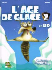 L'Âge de glace -2- La fonte des neiges