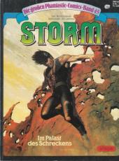 Storm (en allemand) -11- Im Palast des Schreckens