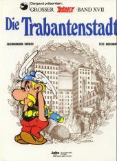 Astérix (en allemand) -17- Die Trabantenstadt