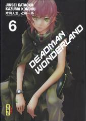 Deadman Wonderland -6- Tome 6