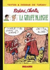 Richard et Charlie -3- La girafe blanche
