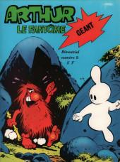 Arthur le fantôme (Géant) -3- Bimestriel N°3