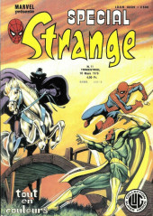 Spécial Strange -11- Spécial Strange 11
