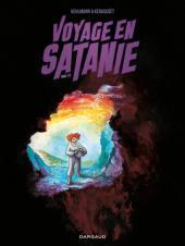 Voyage en Satanie -1- tome 1/2