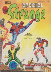 Spécial Strange -14- Spécial Strange 14