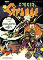 Spécial Strange -18- Spécial Strange 18