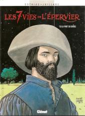 Les 7 Vies de l'Épervier -6b2007- La part du diable