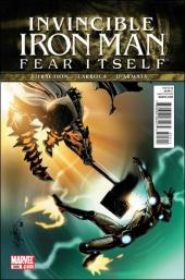 Invincible Iron Man (2008) -505- Fear itself part 2 : crakced actor