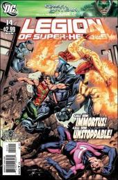 Legion of Super-Heroes (2010) -14- False dreams