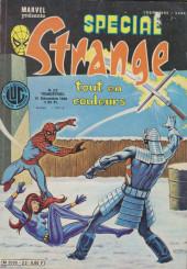 Spécial Strange -22- Spécial Strange 22