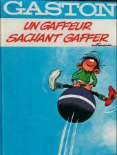 Gaston -7FL- Un gaffeur sachant gaffer