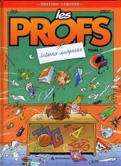 Les profs -1ES- Interro surprise