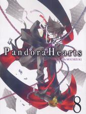 Pandora Hearts -8- Tome 8