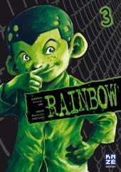 Rainbow -3a- Tome3