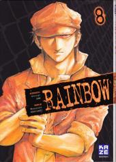 Rainbow -8a- Tome 8