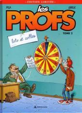 Les profs -2ES- Loto et colles