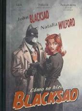 Blacksad (en espagnol) -HS- Cómo se hizo... Blacksad