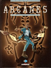 Arcanes -1- Le baron fantôme