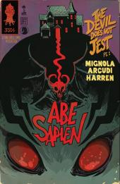 Abe Sapien (2008) -9- The Devil does not Jest #1