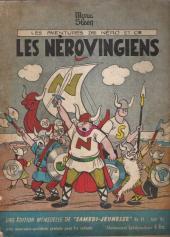Samedi Jeunesse -42- Les nérovingiens (Néro et Cie)