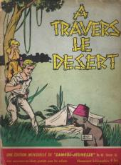 Samedi Jeunesse -40- A travers le désert