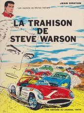 Michel Vaillant -6a1970a- La trahison de Steve Warson