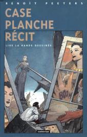(AUT) Peeters, Benoît -a- Case, planche, récit - Lire la bande dessinée