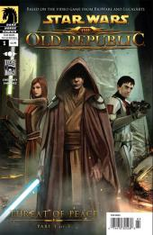 Star Wars: The Old Republic (2010) -1- Threat of Peace 1