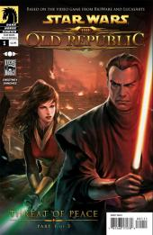 Star Wars: The Old Republic (2010) -1VC- Threat of Peace 1