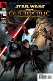 Star Wars: The Old Republic (2010) -4- Blood of the Empire 1