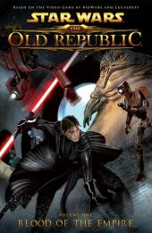 Star Wars: The Old Republic (2010) -INT01- Volume 1: Blood of the Empire