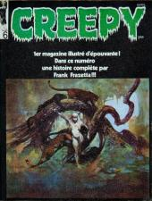 Couverture de Creepy (Publicness) -6- Creepy