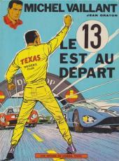 Michel Vaillant -5b1972- Le 13 est au départ