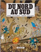 Les tuniques Bleues -2f09- Du Nord Au Sud