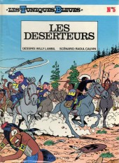 Les tuniques Bleues -5b1984- Les Déserteurs