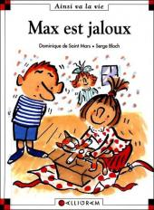 Ainsi va la vie (Bloch) -28- Max est jaloux