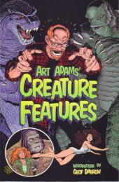 Art Adams' Creature Features (1996) -INT- Art Adams' Creature Features