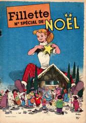 Fillette (Après-guerre) -HS54/11- N° spécial de Noël 1954